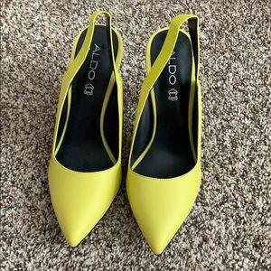 👠 Aldo Size 7.5 heels 👠